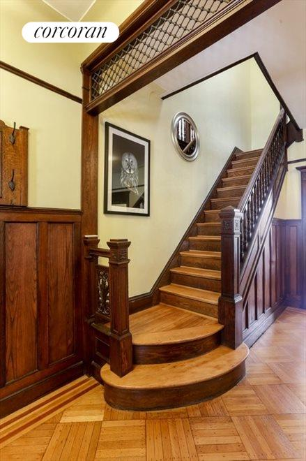 Original Stair Case