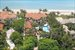 3435 North Ocean Boulevard, Aerial of large property, gated and direct ocean