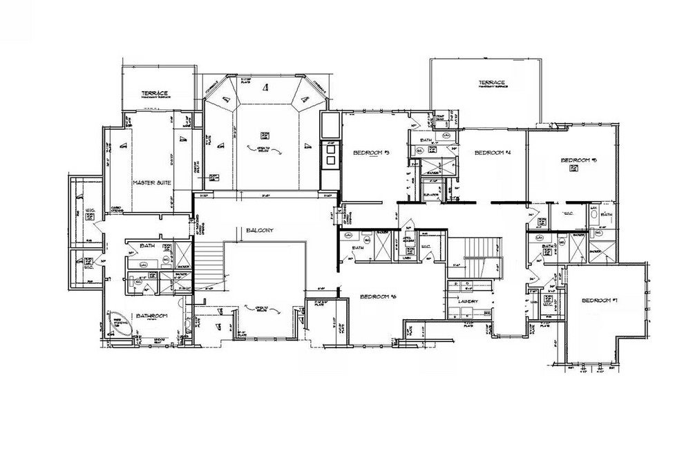 propsed second floor plan