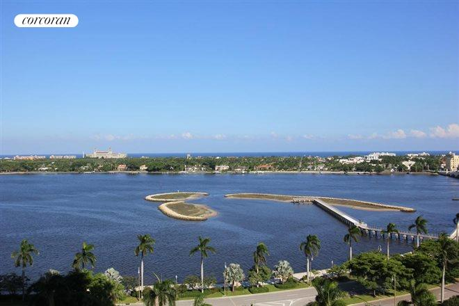 529 South Flagler Drive #12 E & F, View