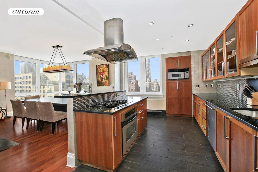 300 East 77th Street, 12A, Manhattan (300_E_77_#12A_Kitchen_CAttias)