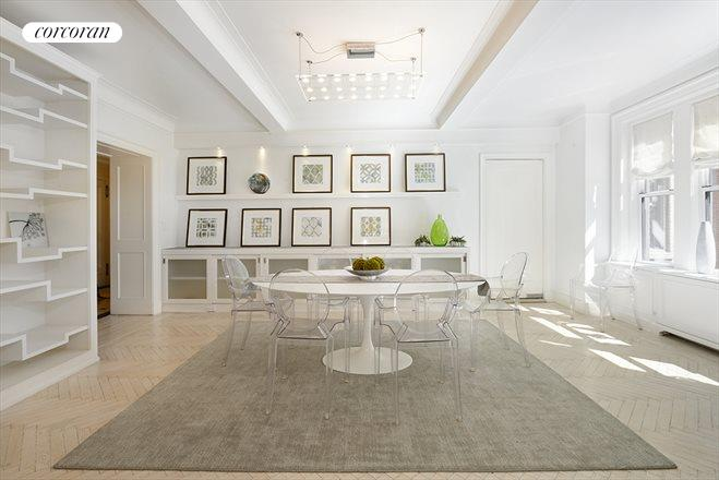 40 East 88th Street, 2FG, Dining Room