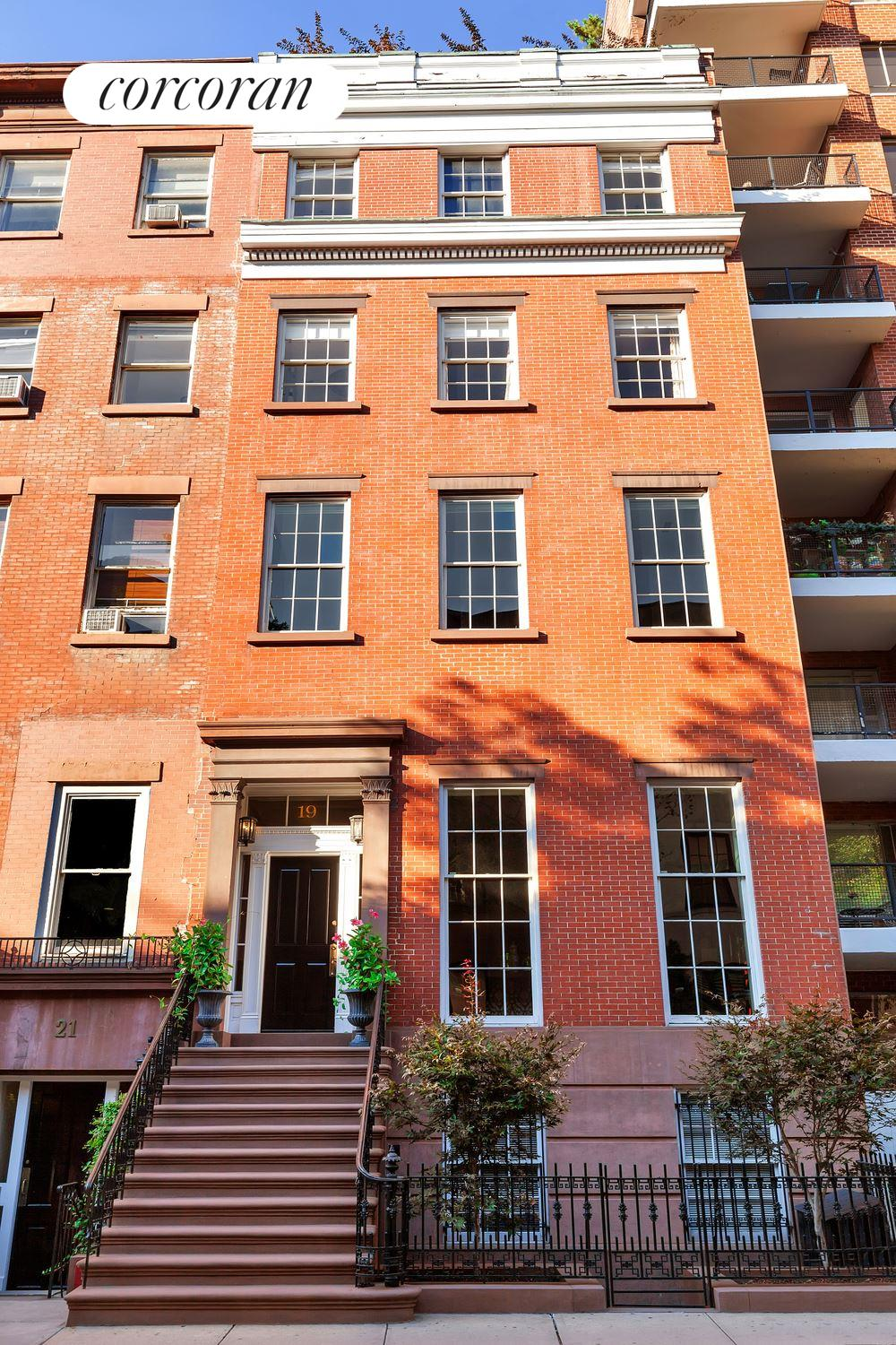 Single Family Home for Sale at 19 West 12th Street 19 West 12th Street New York, New York 10011 United States