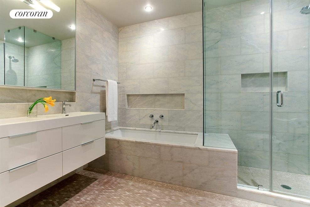 Hotel Luxe in the Master Bath