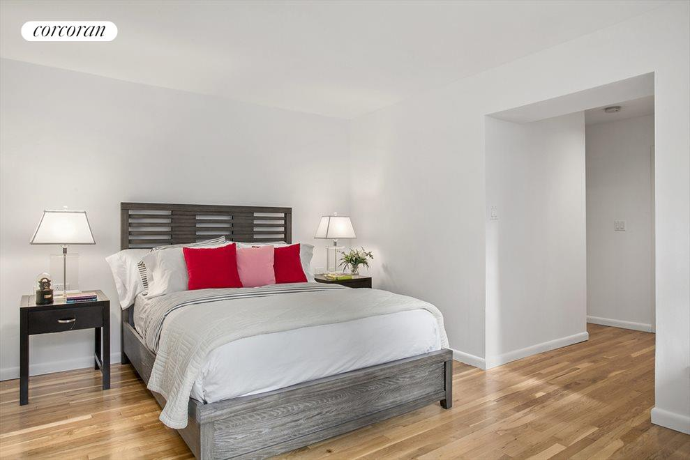 Tranquil master bedroom suite