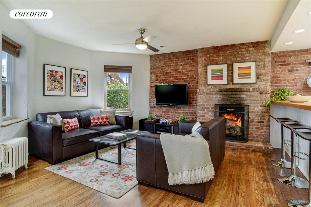 51 7th Avenue, 4, Living Room