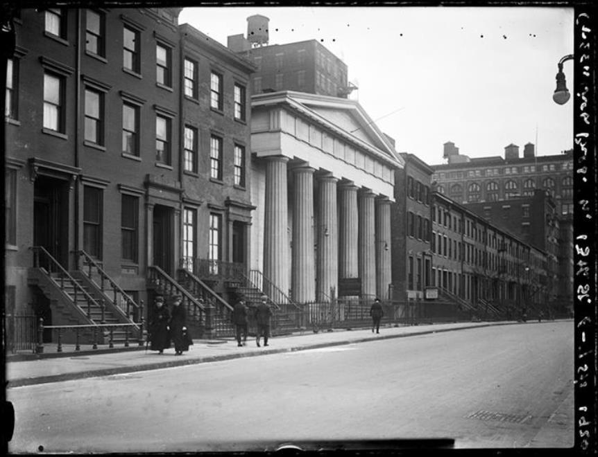 Greenwich Presbyterian Church May 2, 1920