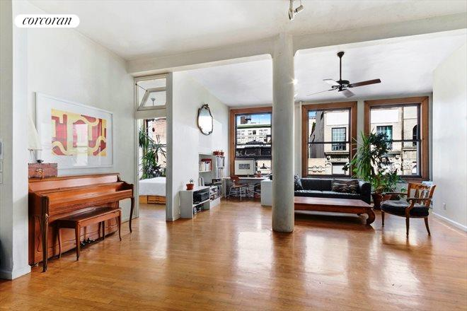 30 East 10th Street, 8N, Living Room