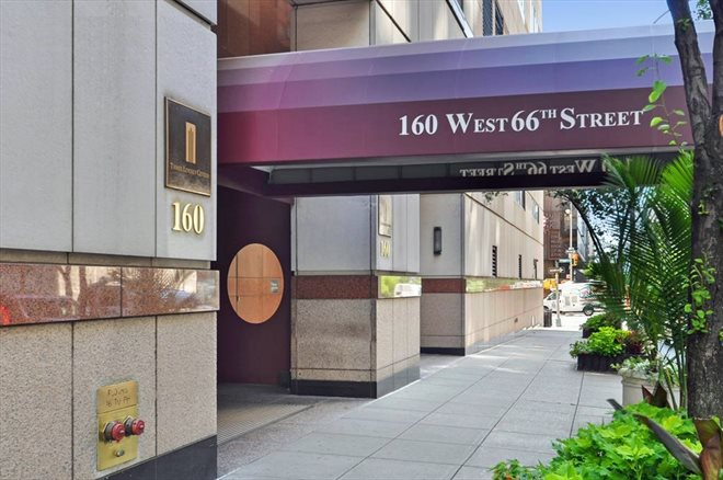 160 West 66th Street, 55E, Building Exterior