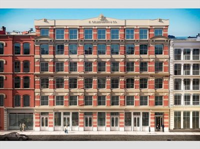 New York City Real Estate | View 63 GREENE ST, #PHC | room 14