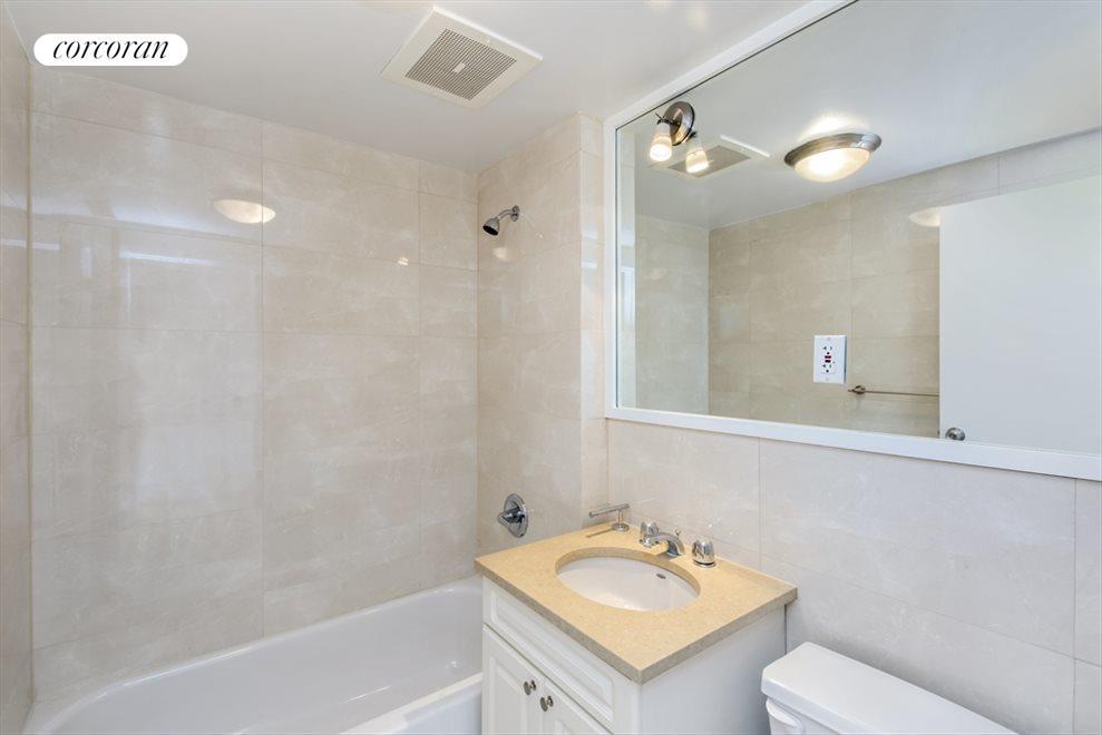 Second Bathroom with Marble Vanity