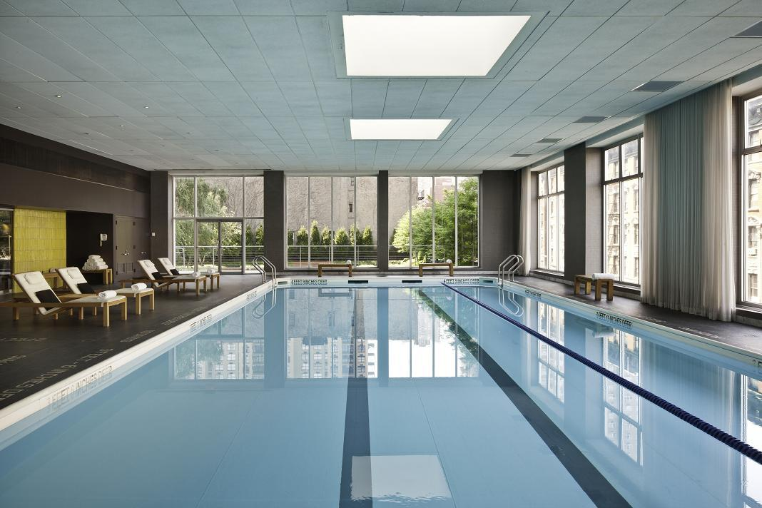 56' Heated Indoor Pool