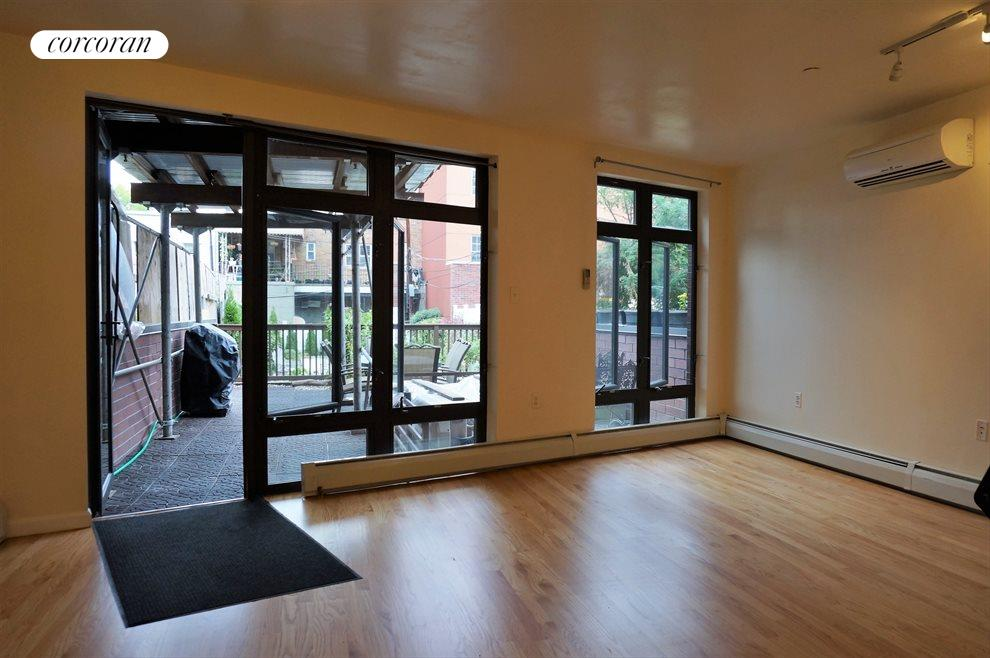 New York City Real Estate | View 179 Jackson Street, #1 | 2 Beds, 1 Bath