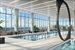 15 Hudson Yards, 36D, Aquatics Center with 75-foot swimming pool