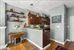46 West 71st Street, 4B, Renovated kitchen with lots of cabinetry