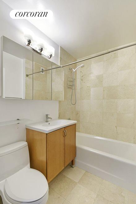 Bathroom with Marble Bath