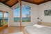 150 West Lake Drive, Master suite with lake views