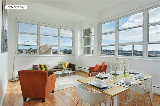 Corcoran 505 Court Street Apt 9A Carroll Gardens Real Estate