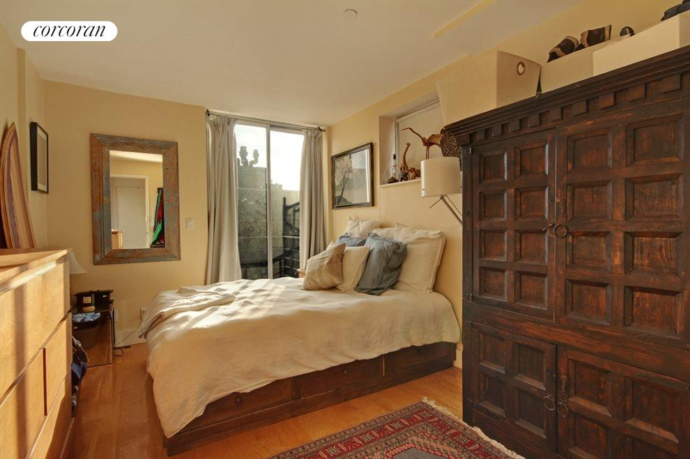 New York City Real Estate | View 113 South 2nd Street, #4A | Bedroom