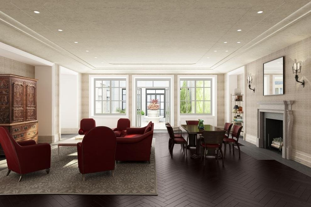 New York City Real Estate | View 135 East 79th Street, #PH 19W | Residents' Lounge