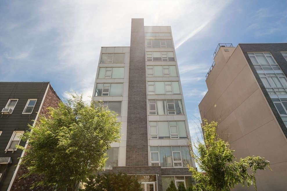 New York City Real Estate | View 128 Newton Street, #2B | 2 Beds, 2 Baths