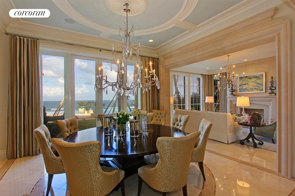 Exquisitely furnished by Marc Michaels Interiors