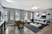 2107 Bedford Avenue, A6, Living Room