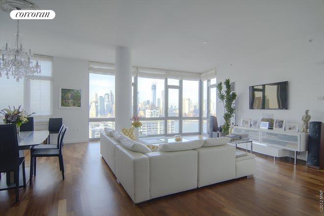 100 Jay Street, 24A, Living Room