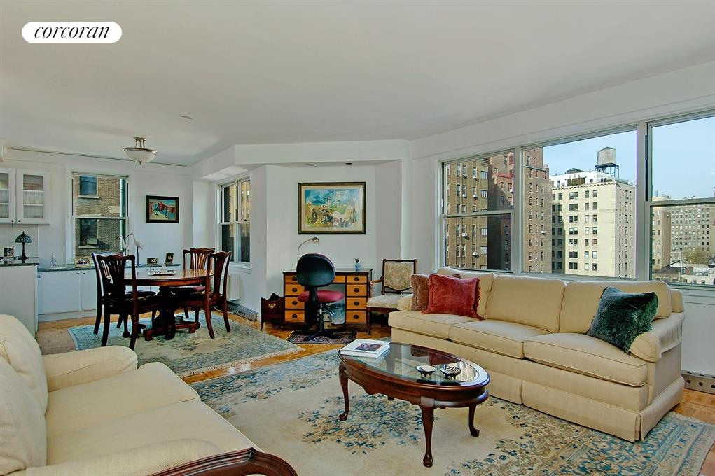 308 West 103rd Street, 12H, Living Room