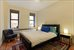 230 East 71st Street, 2E, Bedroom can handle a King-sized bed