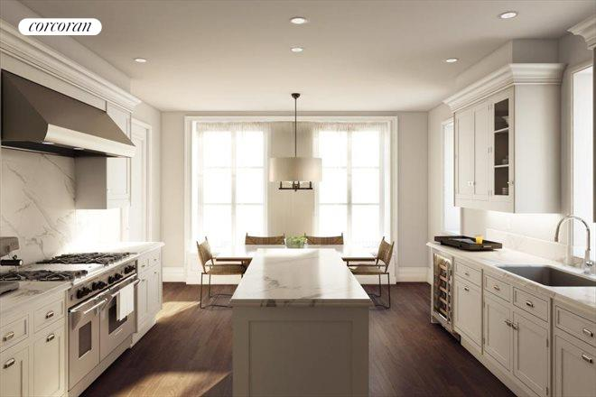 135 East 79th Street, 14W, Kitchen