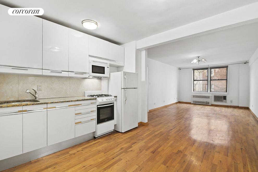New York City Real Estate | View 275 Webster Avenue, #2G | 1 Bath