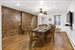 602 West 147th Street, Large dining room that opens to the garden