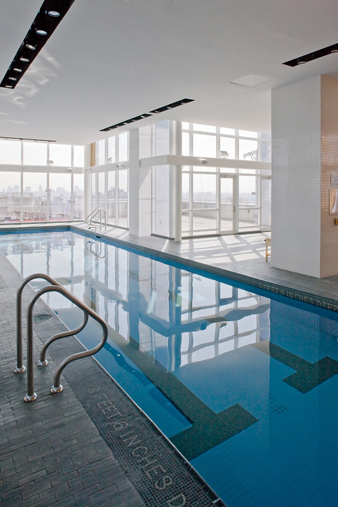 The Orion Condominium's Swimming Pool