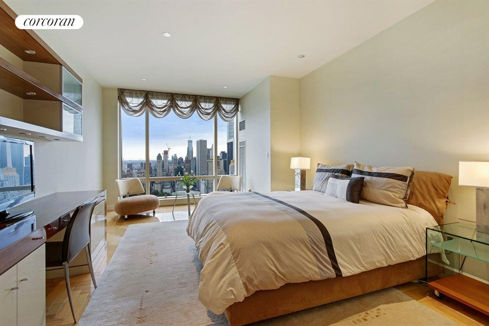 Large 2nd Bedroom w/ Sweeping Central Park View