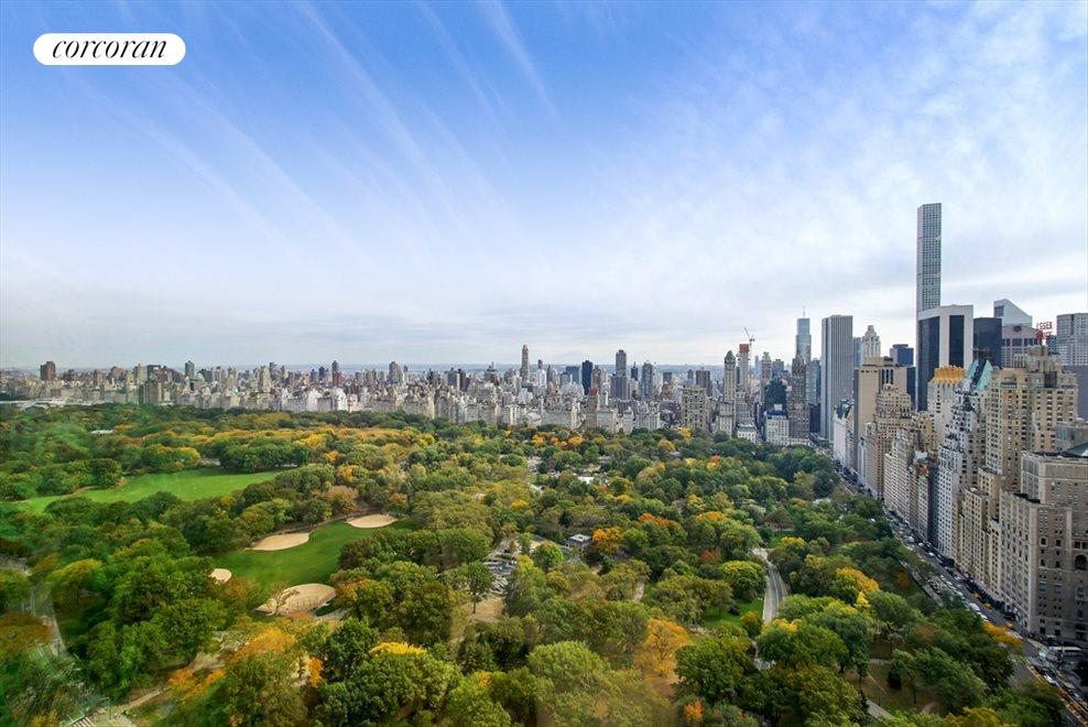 Sweeping Central Park Views From Every Window
