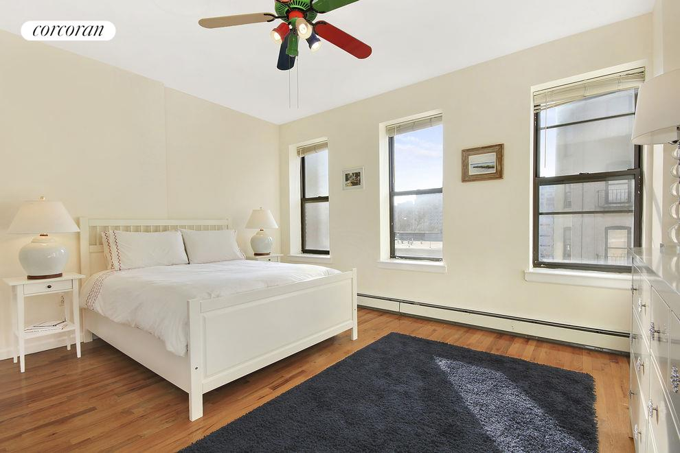 West 119th Street, 64, Manhattan (04 Master Bedroom)