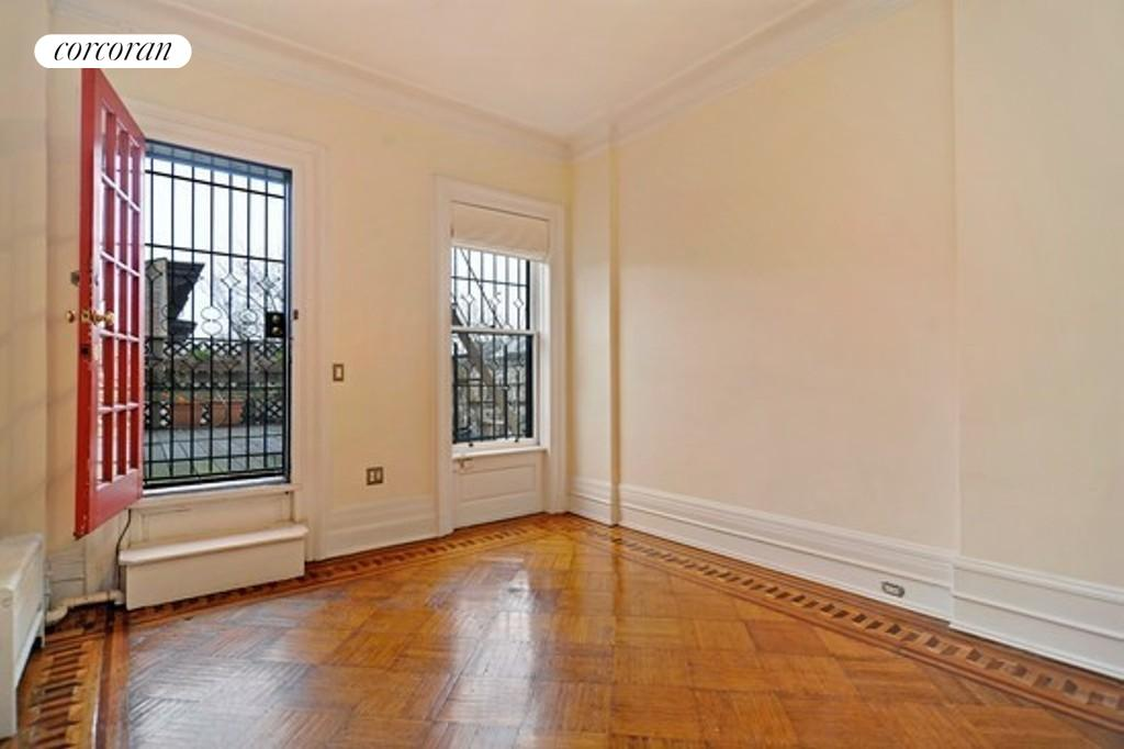 108 Prospect Park West, 4, Living Room