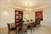 181 East 90th Street, 16AB, Dining Room
