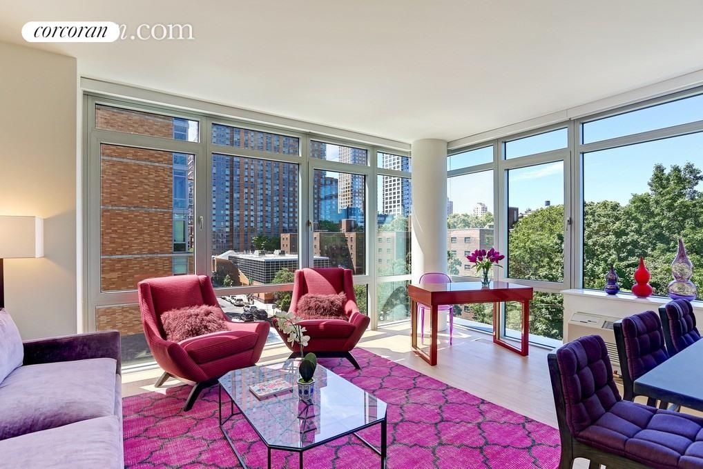 180 Myrtle Avenue, 9A, Living Room