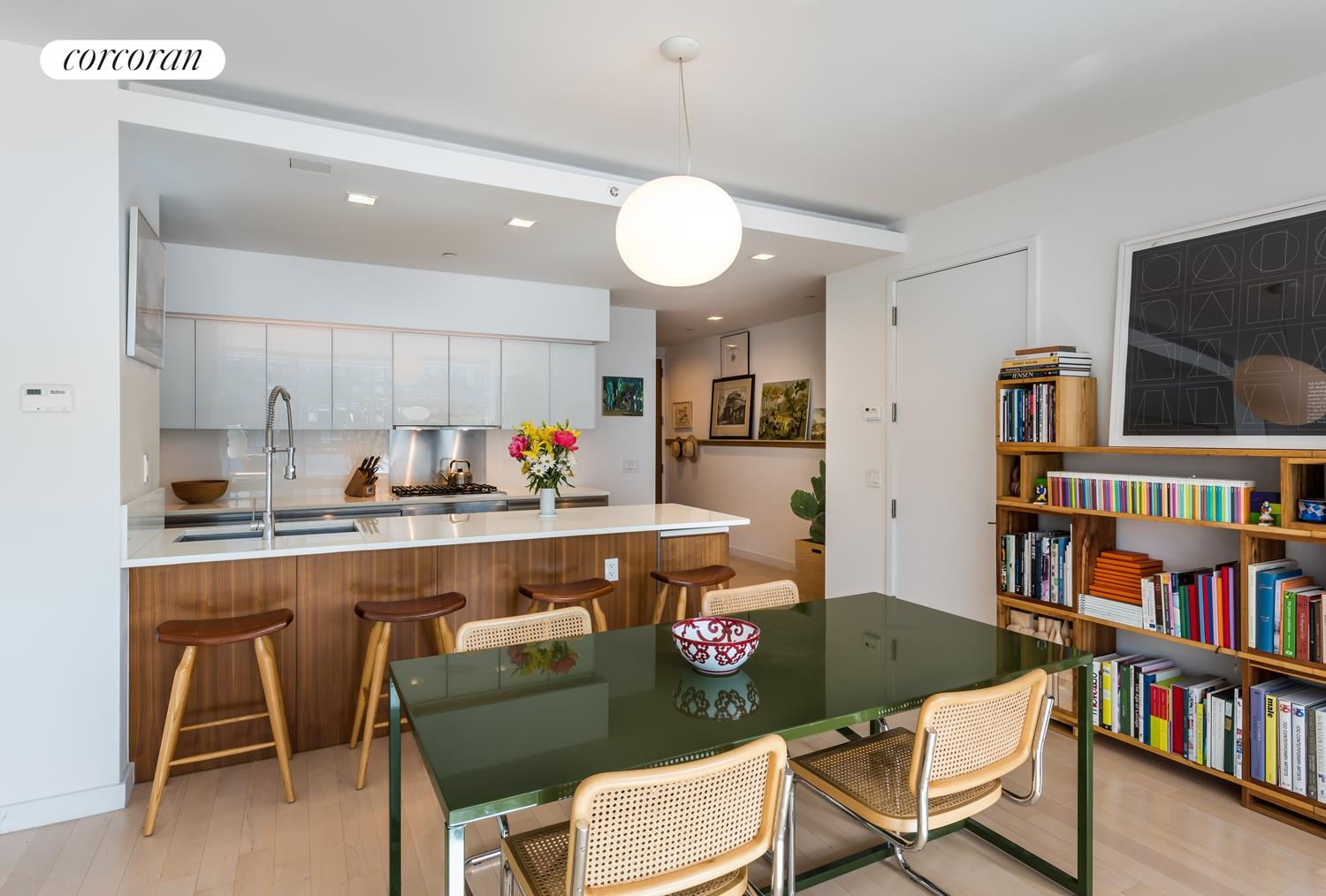 447 West 18th Street, 6B, View