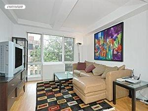435 East 76th Street, 3B, Living Room