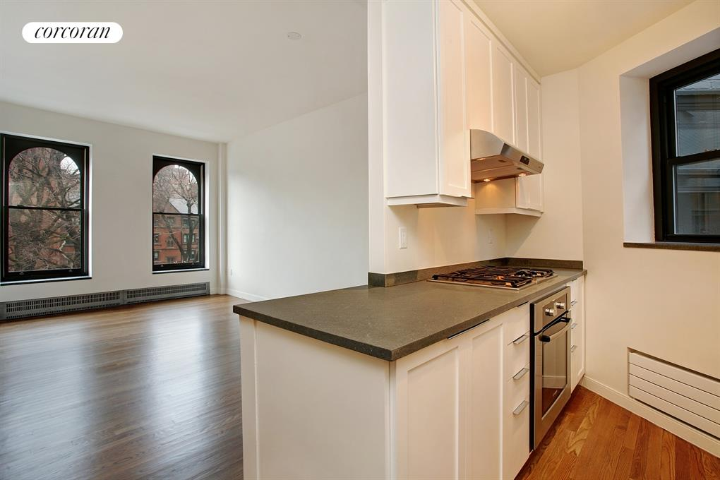 422 West 20th Street, 4B, Kitchen / Living Room