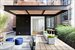 421 HUDSON ST, TH2, Outdoor Space