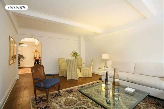 40 East 88th Street, 6D, Living Room / Dining Room