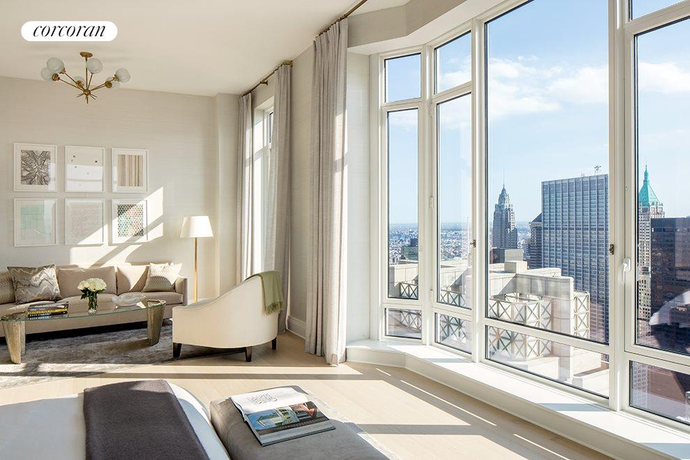 New York City Real Estate | View 30 PARK PLACE, #70A | Master Bedroom