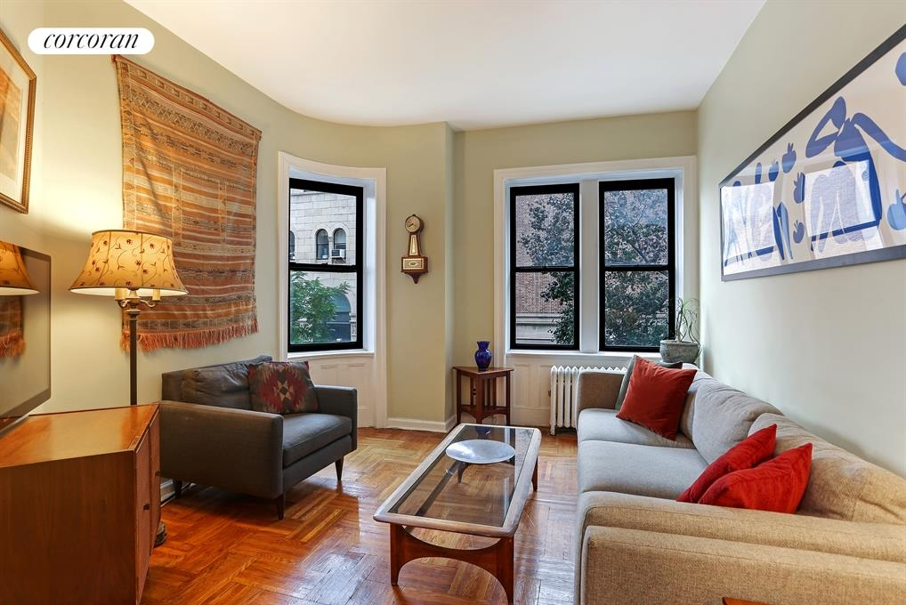 193 Second Avenue, 5, Living Room