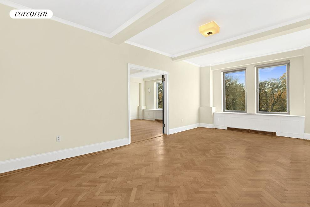 1200 Fifth Avenue, Apt. 4B, Manhattan (02 Dining Room)