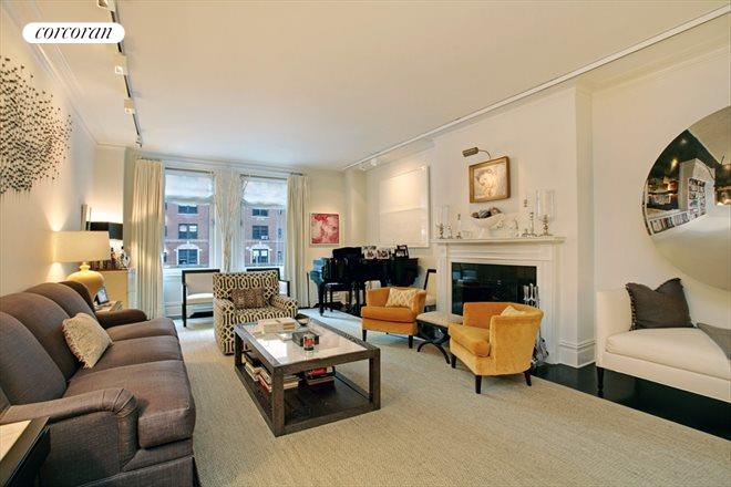 1112 Park Avenue, Living Room