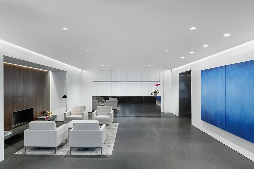 200 E 62  | 200 East 62nd Street | Lobby with Fireplace